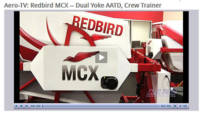 Watch Aero-TV's coverage of the Redbird MCX