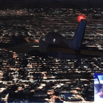 Insight video recording Van Nuys ILS-16R approach